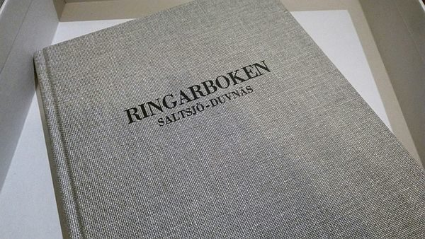 Nya Ringarboken har kommit!