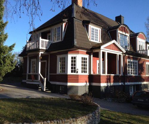 Huset Fågelsångsvägen 14
