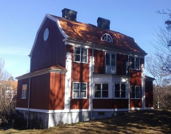 Huset Reginavägen 36