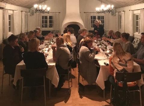 Vinprovning med Alsaceviner