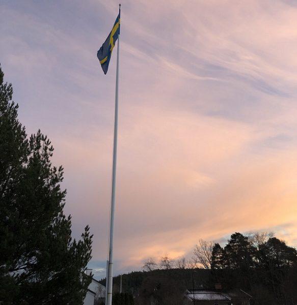 Första flaggdagen