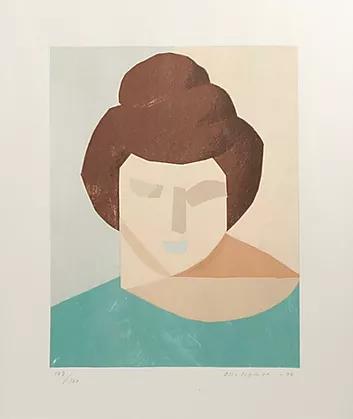 Utställning med Olle Nymans grafik