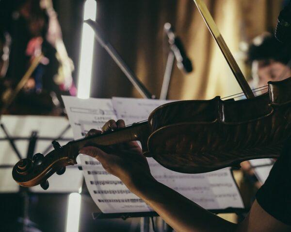 Kammarmusik i Ringparksstugan den 17 oktober
